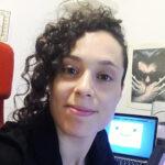 Veronica Alfieri in her office